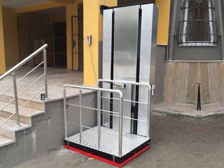 Engelli Asansörleri